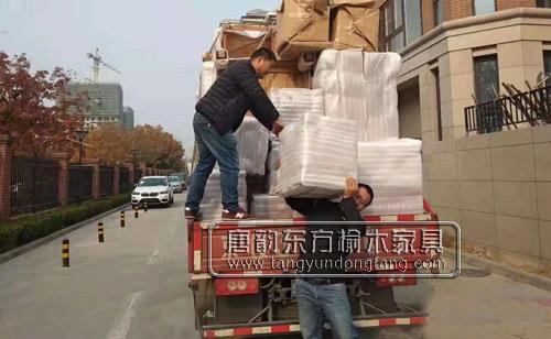 年前物流停止发货时间提前!订购家具要速度!